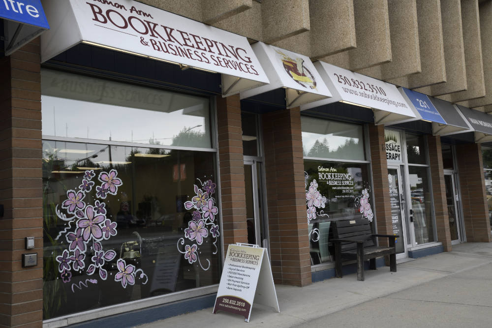 Salmon Arm Bookkeeping & Business Services Downtown Salmon Arm
